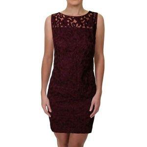 Lauren Ralph Lauren Women's Melia Purple Lace Part